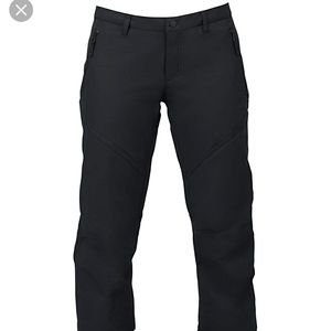 Burton Society Ski/Snowboard black Pants